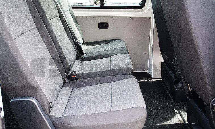 Volkswagen Transporter Kombi 2.0 TDI 100 CV - 6
