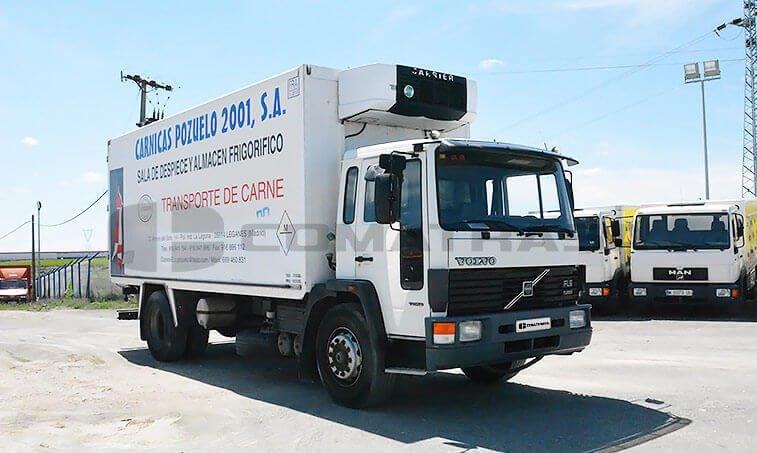 Volvo FL618 ES Camión Frigorífico 1995 05 01 2