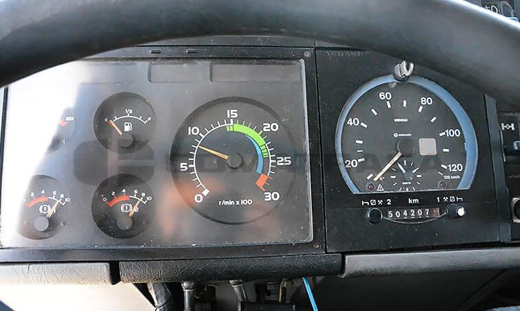 Volvo FL618 ES Camión Frigorífico 1995 05 01 6