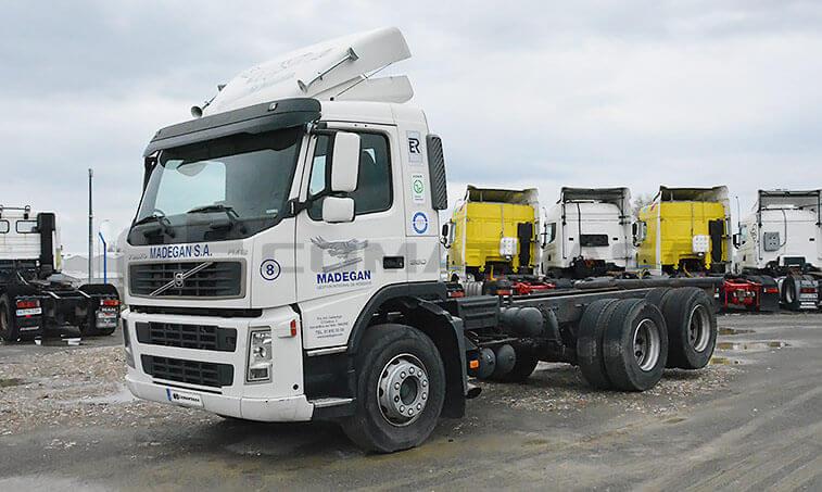 Volvo FM12 62 DT AR Camión Portacontenedores 2005 08 29 1
