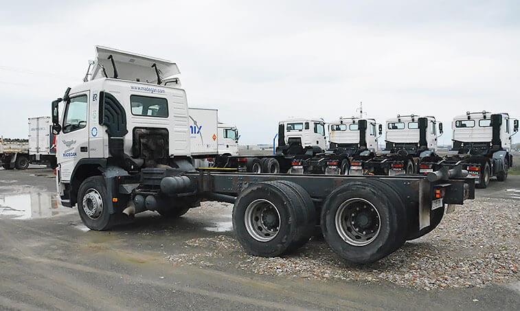 Volvo FM12 62 DT AR Camión Portacontenedores 2005 08 29 4