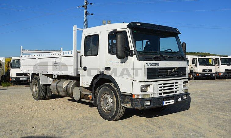 Volvo FM7 42 290 lateral derecho