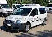 VW Caddy 2006 vista frontal