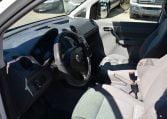 VW Caddy 2006 asientos delanteros