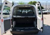 VW Caddy 2010 parte trasera
