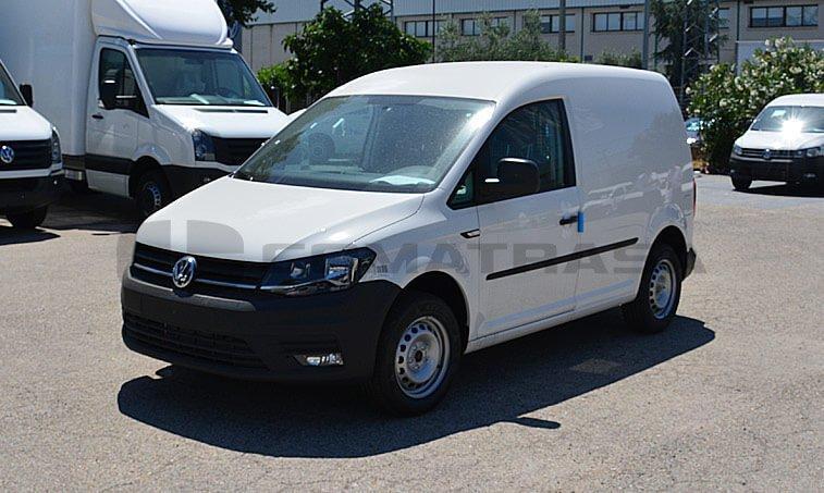 VW Caddy 75 CV 1.6 TDI Furgón 1