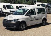 VW Caddy Profesional lateral izquierdo