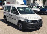 VW Caddy Profesional vista delantera