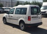 VW Caddy Profesional parte trasera