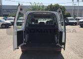 VW Caddy Profesional puertas traseras