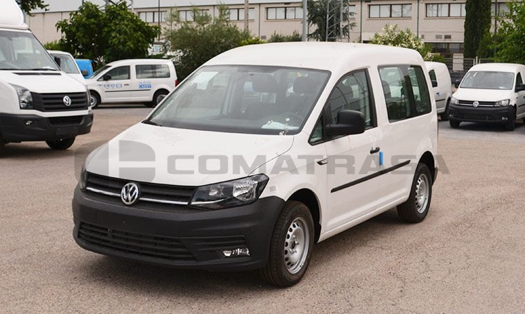 VW Caddy Profesional Kombi 2.0 TDI 75 CV Mixto 1