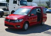 VW Caddy Trendline 2.0 TDI 102 CV 1