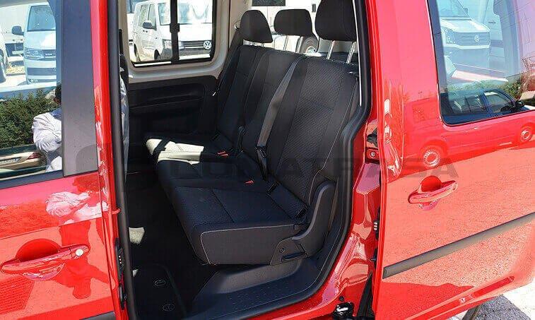 VW Caddy Trendline 2.0 TDI 102 CV 5