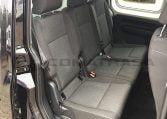 VW Caddy Trendline Negro interior
