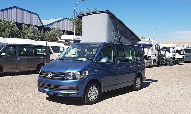 VW California Ocean 1
