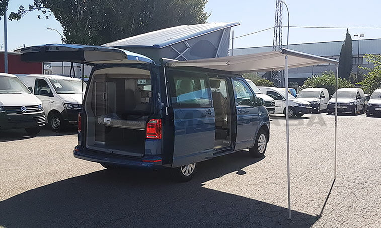 VW California Ocean 4