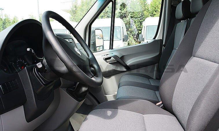 VW Crafter Chasis Camión 2.0 TDI BMT 136 CV 5