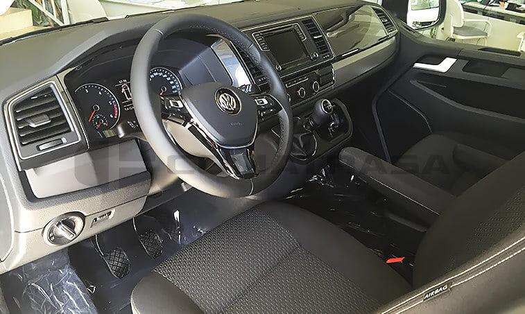 VW Multivan Outdoor volante