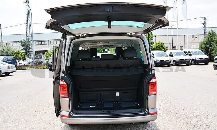 VW Multivan Premium 2.0 TDI 150 CV Mixto Adaptable 5