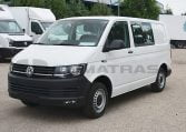 VW Transporter 2.0 TDI 102 CV Mixto 1