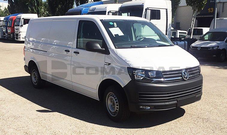 VW Transporter BL 2.0 TDI 150 lateral derecho