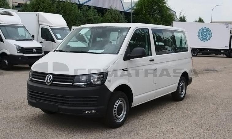VW Transporter Kombi 2.0 TDI 102 CV Mixto 1