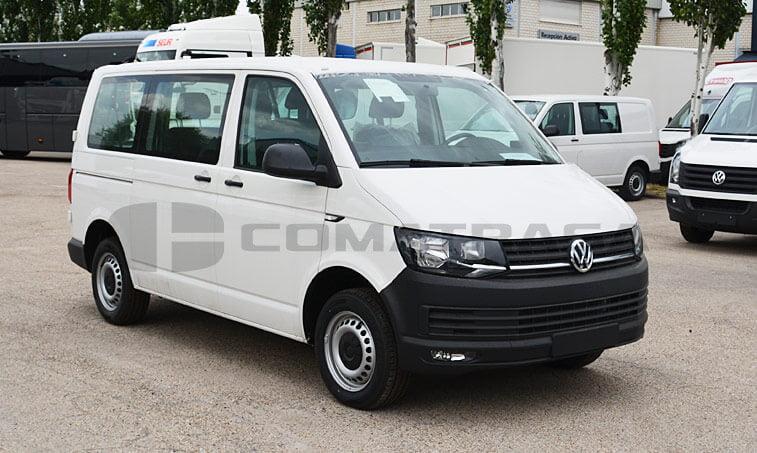 VW Transporter Kombi 2.0 TDI 102 CV Mixto 2