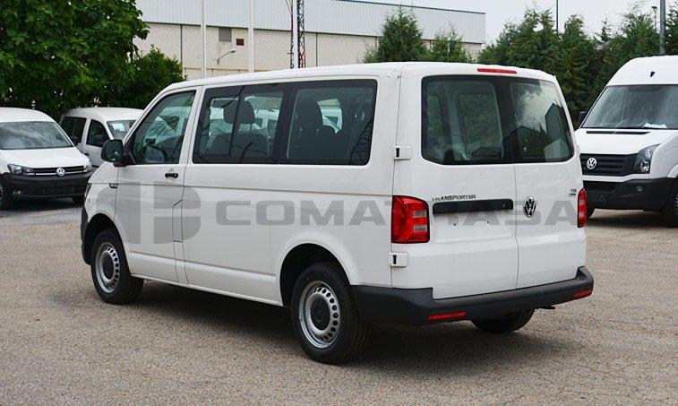 VW Transporter Kombi 2.0 TDI 102 CV Mixto 4